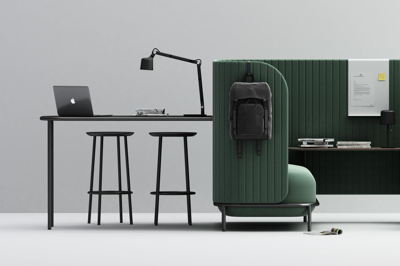Bold privé e accessori + office desk
