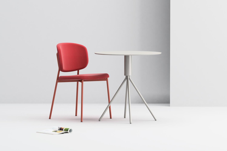 Wround chair, galileo round table